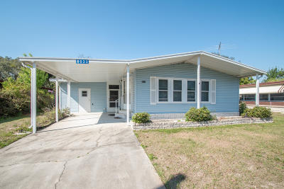Brooksville Mobile/Manufactured For Sale: 8033 Baltic Street