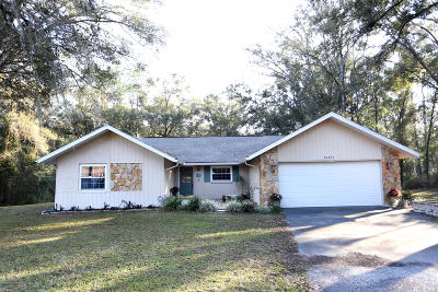 Brooksville FL Single Family Home For Sale: $219,900