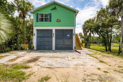 Crystal River Single Family Home For Sale: 1446 Estuary Street
