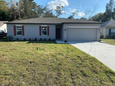 New Construction Homes For Sale In Spring Hill Fl