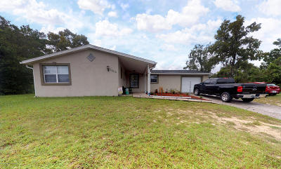 Spring Hill FL Single Family Home For Sale: $194,900