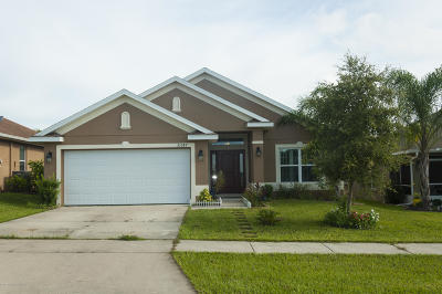 Brooksville FL Single Family Home For Sale: $205,000