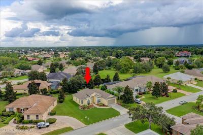Weeki Wachee Single Family Home For Sale: 8725 Mississippi Run