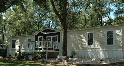 Brooksville FL Mobile/Manufactured For Sale: $192,000