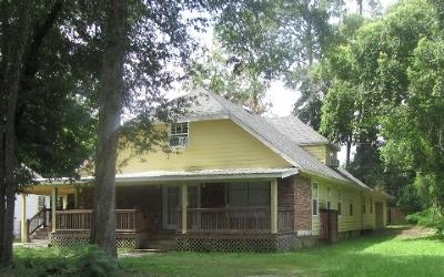 Live Oak Single Family Home For Sale: 508 SE Helvenston St