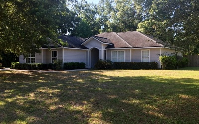Lake City FL Single Family Home Contingent: $174,900