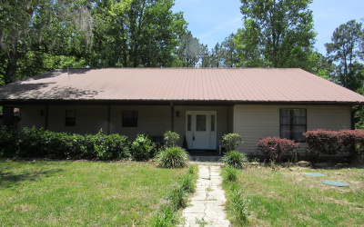 Fort White Single Family Home For Sale: 438 SW Elim Church Rd