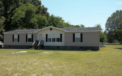 Fort White Single Family Home For Sale: 2805 Cr 138