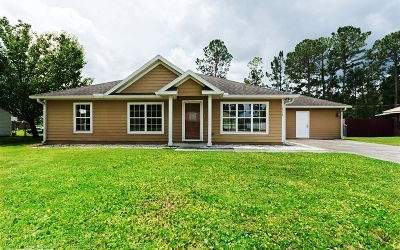 Lake City FL Single Family Home For Sale: $159,900