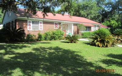 Lake City FL Single Family Home For Sale: $270,000