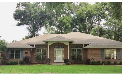 Lake City Single Family Home For Sale: 4009 NW Colonial Glen