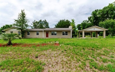Lake City FL Single Family Home For Sale: $199,000