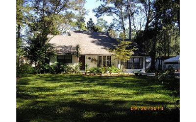 Lake City FL Single Family Home For Sale: $165,500