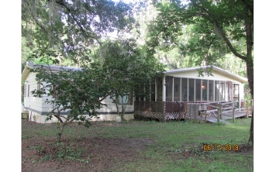 Live Oak Single Family Home For Sale: 5722 Pinecrest Rd