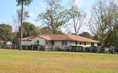 Live Oak Single Family Home For Sale: 14837 221st Rd