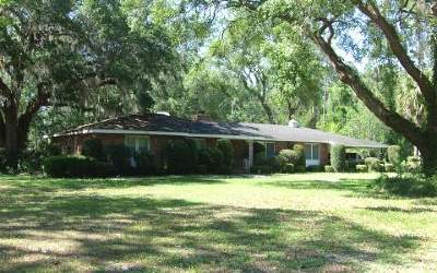 Live Oak Single Family Home For Sale: 10095 State Road 51