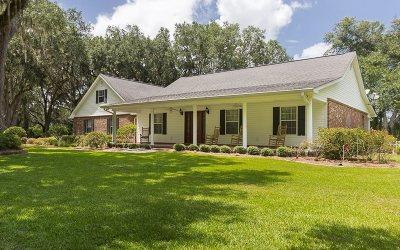 Live Oak Single Family Home For Sale: 13949 86th Terrace