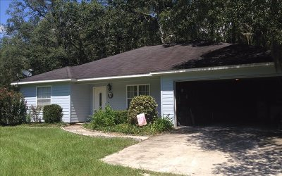 Live Oak Single Family Home For Sale: 5640 159th Dr.