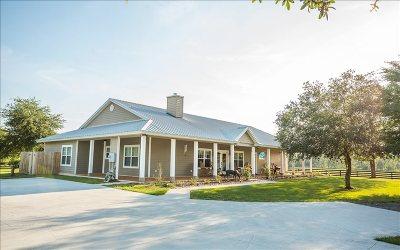 Live Oak Single Family Home For Sale: 3806 181st Road