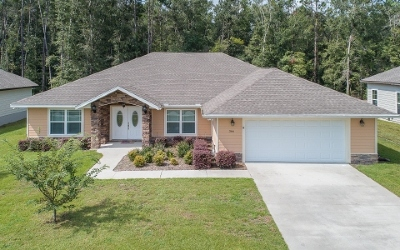 Lake City FL Single Family Home For Sale: $289,995