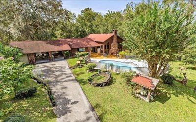 Live Oak Single Family Home For Sale: 12488 Cr 49