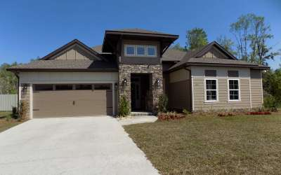 Preserve at Laurel Lake Single Family Home For Sale: 601 SW Rosemary Drive