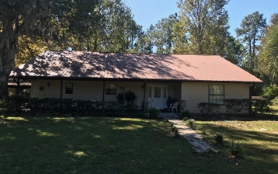 Fort White Single Family Home For Sale: 438 SW Elim Church Road