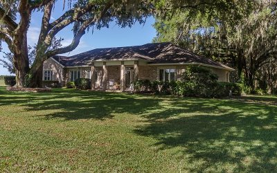 Lake City Single Family Home For Sale: 1136 SW Seminole Terrace