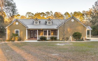 Live Oak Single Family Home For Sale: 8640 133rd Lane