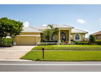 Marco Island Single Family Home For Sale: 512 Kendall Dr #23