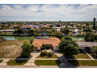 Marco Island Single Family Home For Sale: 1221 Mulberry Ct #4