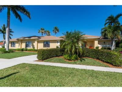 Marco Island Single Family Home For Sale: 301 Lamplighter Dr #7