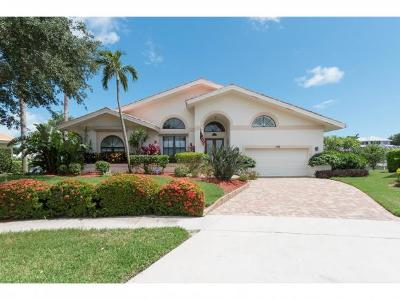 Marco Island Single Family Home For Sale: 1696 Rainbow Ct #8