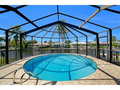 Marco Island Single Family Home For Sale: 1149 Bond Ct #7