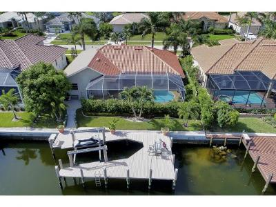 Marco Island Single Family Home For Sale: 1143 Lighthouse Ct #7