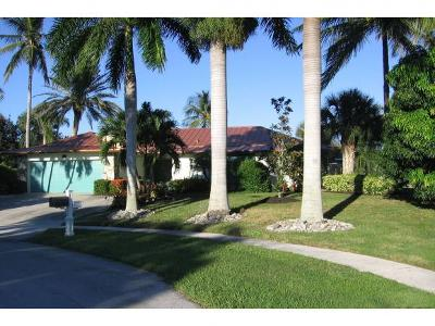 Marco Island Single Family Home For Sale: 295 Shadowridge Ct #3