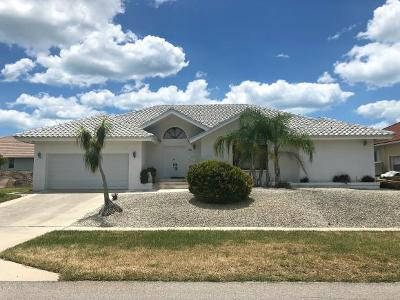 Marco Island Single Family Home For Sale: 160 Post Ct #6