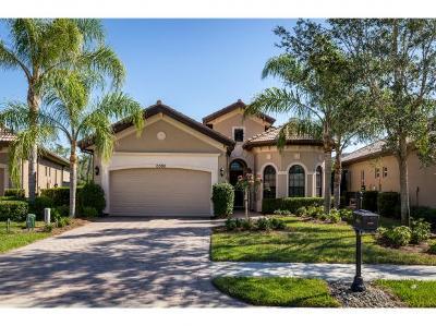 Naples Single Family Home For Sale: 6586 Caldecott Dr #39