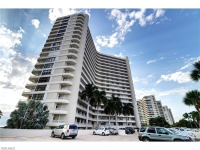 Marco Island Condo/Townhouse For Sale: 320 Seaview Ct #602