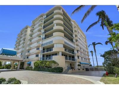 Condo/Townhouse For Sale: 870 S Collier Blvd #206