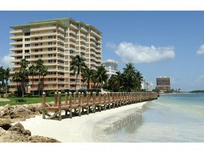 Marco Island Condo/Townhouse For Sale: 990 Cape Marco Dr #803
