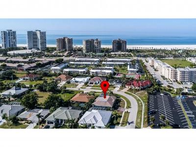 Marco Island Single Family Home For Sale: 101 W Flamingo Cir #7