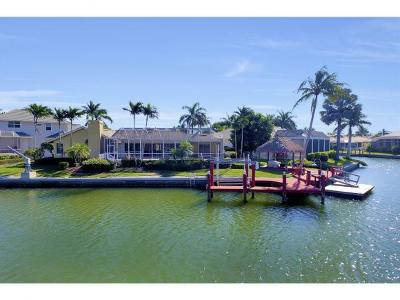 Marco Island Single Family Home For Sale: 489 Marquesas Ct #6