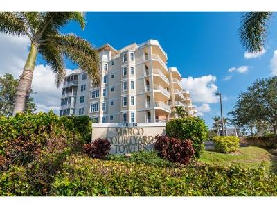 Marco Island Condo/Townhouse For Sale: 1111 Swallow Ave #402