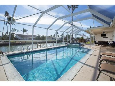 Marco Island Single Family Home For Sale: 1277 Orange Ct #4