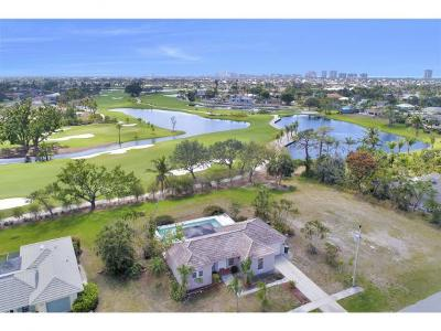 Marco Island Single Family Home For Sale: 1241 Fruitland Ave #1