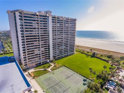 Gulfview Apts Of Marco Island Condo/Townhouse For Sale: 58 N Collier Blvd #1506