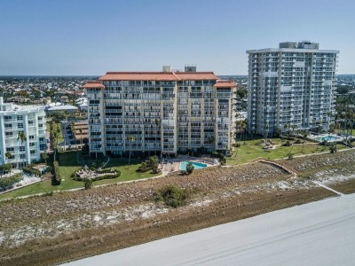 Marco Island Condo/Townhouse For Sale: 180 Seaview Ct #605
