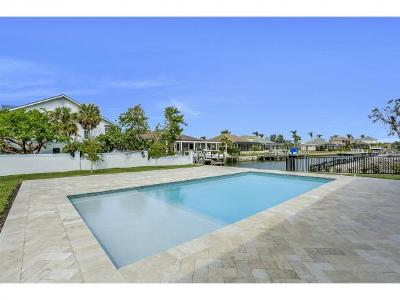 Marco Island Single Family Home For Sale: 601 Hernando Dr #12