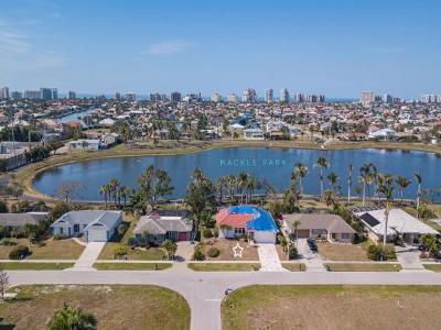 Marco Island Single Family Home For Sale: 410 Worthington St #8
